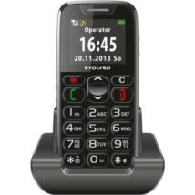 EVOLVEO EP-500 Easy Phone Black mobitelefon