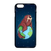Walrusz földgömb rozmár  -iPhone tok