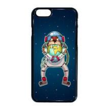 Walrusz űrhajós rozmár  -iPhone tok