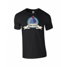 Maris Muffin Férfi póló fekete S