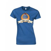 Maris Muffin Női póló kék S