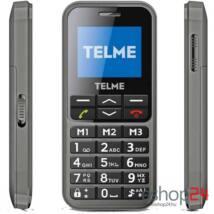 Telme C151 szürke mobiltelefon
