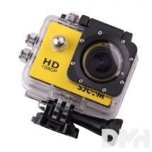 Wayteq SJCSJ4000E FullHD akciókamera sárga