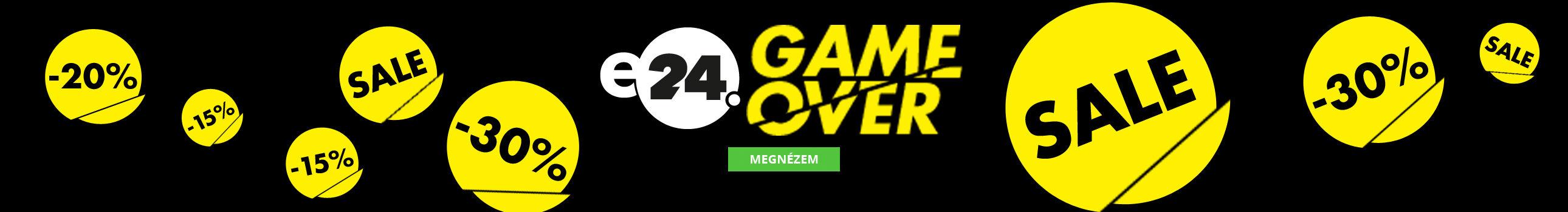 Nézd meg GameOver ajánlatainkat
