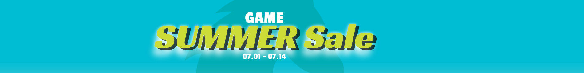 GAME SUMMER Sale