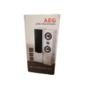 AEG LB4711 hangfalpár - FEHÉR, 180W szinusz/350W zenei teljesítmény - Sérült csomagolás