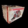 Clatronic BS1294 porzsák nélküli porszívó PIROS - Sérült csomagolás