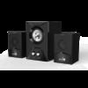 Genius Speakers SW-G2.1 500, Black - Sérült csomagolás