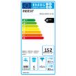 Indesit BWSA 61053 W EU elöltöltős keskeny mosógép