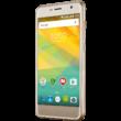 "Prestigio Muze B7, PSP7511DUO, dual SIM, 3G, 5.0"" (720*1280) IPS display, Android 6.0 Marshmallow, quad core 1.3GHz, 2GB RAM + 16GB eMMC, 2.0MP front + 13.0MP rear camera with LED-flash, 2300mAh battery, golden"