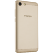 "Prestigio Grace S7 LTE, PSP7551DUO, dual SIM, 4G, 5.5"" (720*1280) IPS 2.5D display, Android 7.0 Nougat, quad core 64bit, 2GB RAM + 16GB eMMC, 8.0MP front + 13.0MP AF BSI rear camera with quad-LED flash, 5000mAh battery, golden"