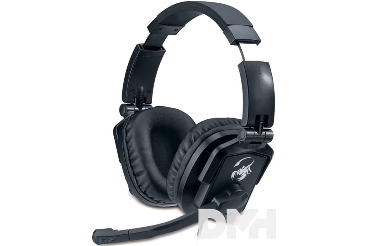Genius HS-G550 jack fekete Gamer headset I 31710040101 I Ár 7.390 Ft I  eShop24 - Vásárolj otthonról kényelmesen! d915779c29