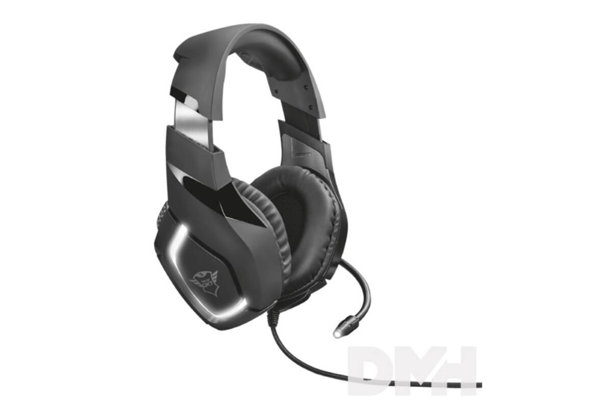 Trust GXT 380 Doxx Illuminated gamer headset I 22338 I Ár 8.890 Ft I  eShop24 - Vásárolj otthonról kényelmesen! bdb80ca62a