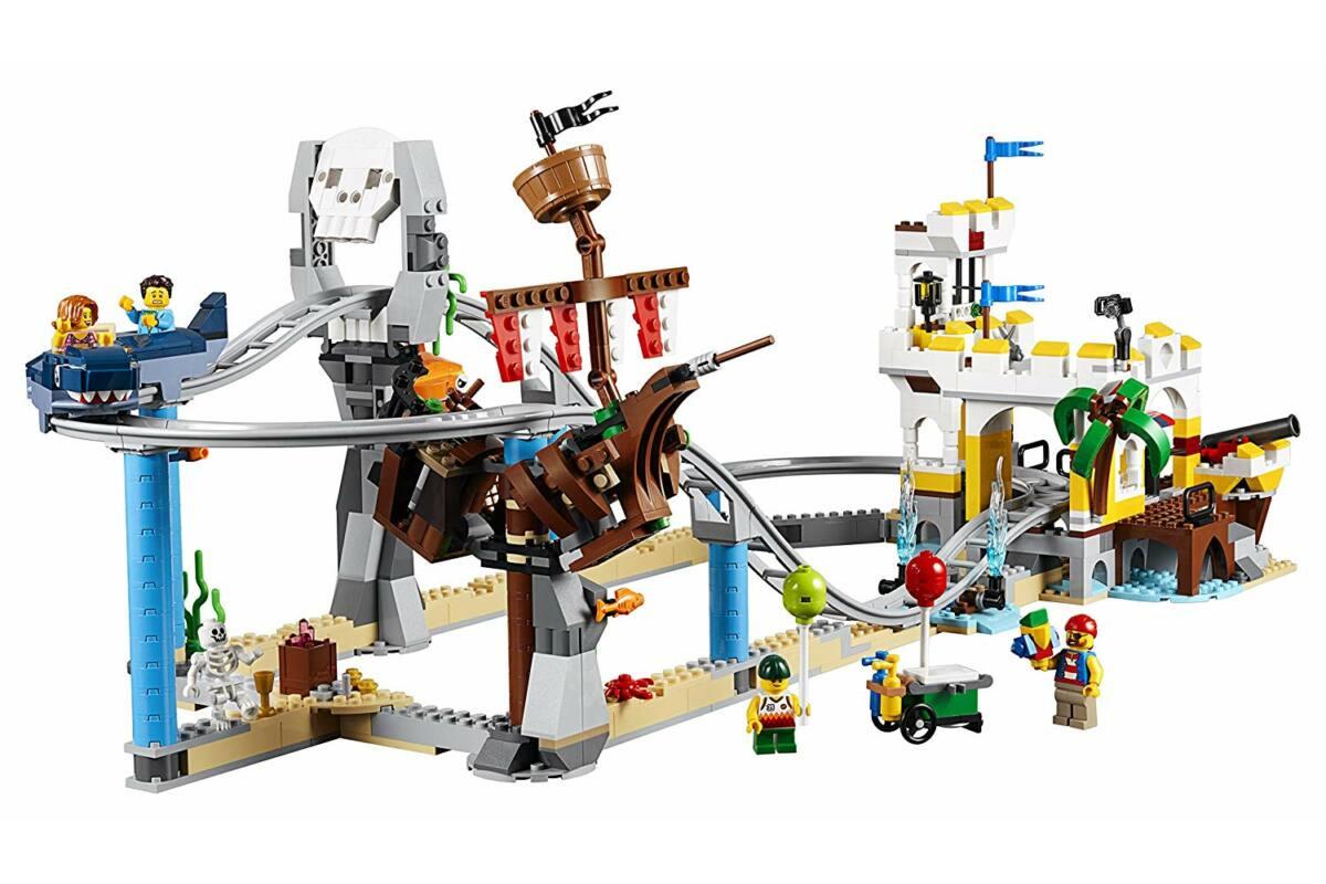 LEGO Creator 31084 Kalózos hullámvasút I 5702016111248 I Ár 24.790 ... 8b62cb2018