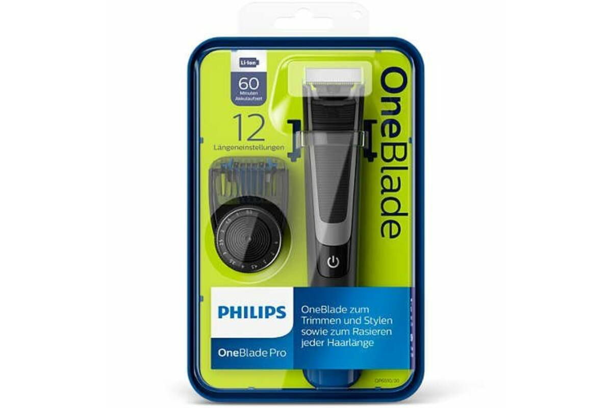 Philips OneBlade Pro QP6510 20 szakállvágó f803513b71
