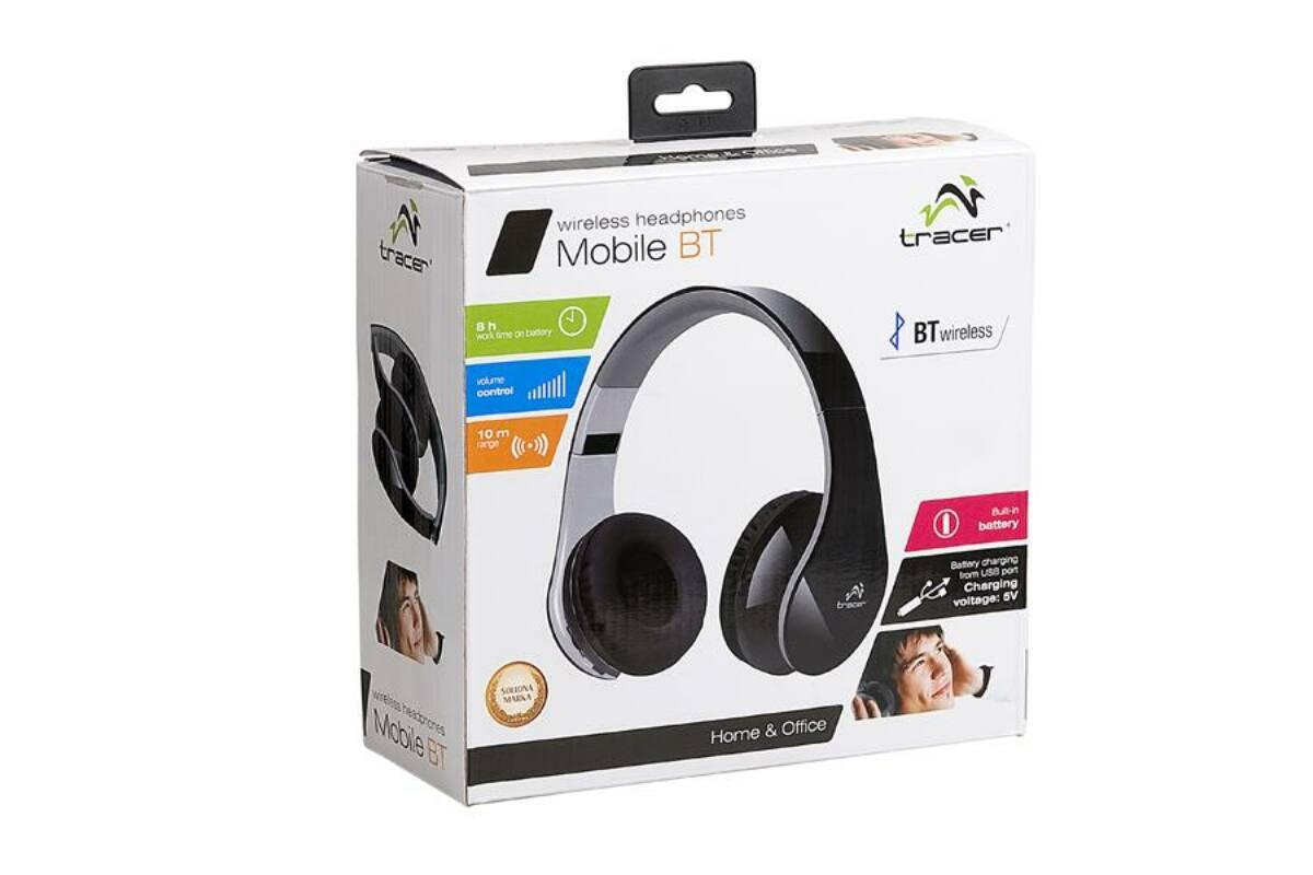Tracer Mobile mikrofonos fejhallgató d94c6bcaf8