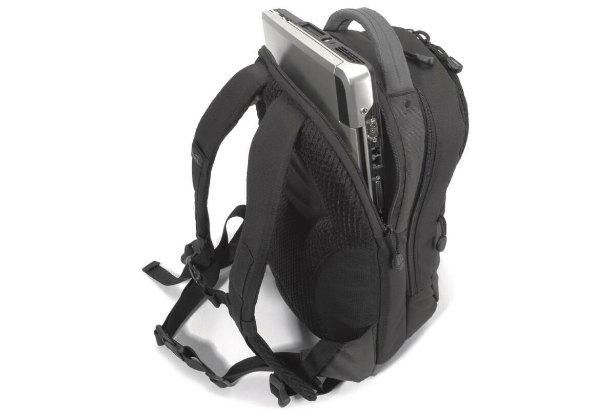 Dicota BacPac Mission notebook hátizsák 15 - 15.6  . fekete I ... 113cb5a7af