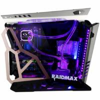 RAIDMAX X08, 2xUSB3.0, 2X HD Audio, ATX