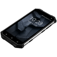 """Prestigio, Muze G7 LTE, PSP7550DUO, IP68 water- dust- shockproof, Dual SIM, 5.0"""", HD (1280*720), IPS, Android 7.0 Nougat, Quad-Core 1.25GHz, 2GB RAM+16Gb eMMC, 2.0MP front+13.0MP AF rear camera with flash light, 4000 mAh battery, Black"""