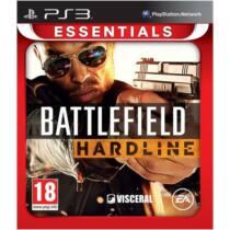 BATTLEFIELD HARDLINE ESSENTIAL PS3 CZ/SK/HU