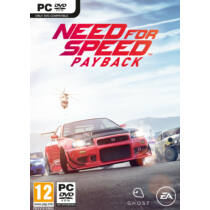 NEED FOR SPEED PAYBACK PC HU