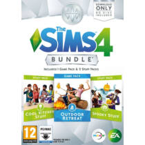 THE SIMS 4 BUNDLE PACK 2 (BP2) PC HU