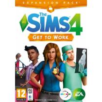 THE SIMS 4 GET TO WORK (EP1) PC HU