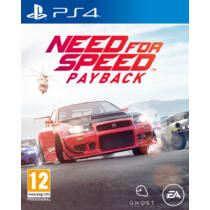 NEED FOR SPEED PAYBACK PS4 CZ/SK/HU/RO