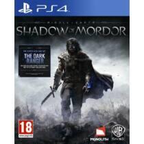 Middle Earth Shadow of Mordor PS4 játékszoftver
