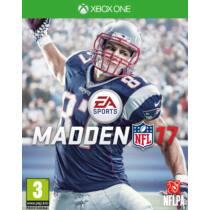 Madden NFL 17 Xbox One CZ/SK/HU/RO