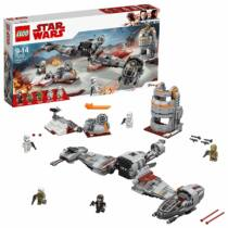 LEGO Star Wars 75202 Crait védelme