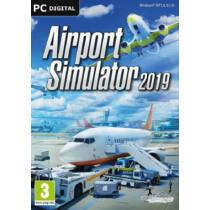 Airport Simulator 2019 (PC) Játékprogram