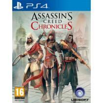 Assassin's Creed Chronicles Pack (PS4) Játékprogram