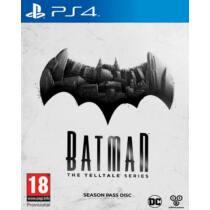 Batman The Telltale Series (PS4) Játékprogram