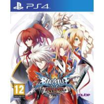 BlazBlue Chrono Phantasma Extend (PS4) Játékprogram