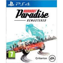 Burnout Paradise Remastered (PS4) Játékprogram