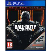 Call of Duty Black Ops III [Zombies Chronicles Edition] (PS4) Játékprogram
