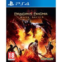 Dragon's Dogma Dark Arisen (PS4) Játékprogram
