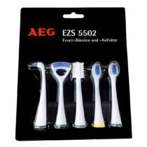 AEG EZS5502 fogkefe fej 5db
