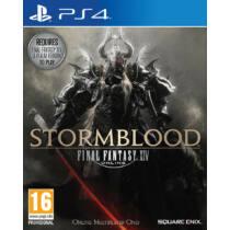 Final Fantasy XIV Online Stormblood (PS4) Játékprogram