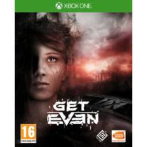 Get Even (Xbox One) Játékprogram