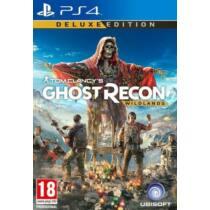 Tom Clancy's Ghost Recon Wildlands [Deluxe Edition] (PS4) Játékprogram
