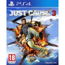 Just Cause 3 (PS4) Játékprogram