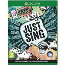 Just Sing (Xbox One) Játékprogram