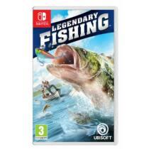 Legendary Fishing (Switch) Játékprogram