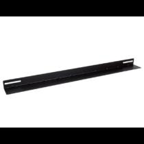 Linkbasic L-rail 700mm for 1000mm depth 19' rack cabinets grey (up to 100kg)