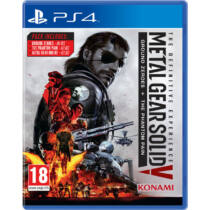 Metal Gear Solid V [The Definitive Experience] (PS4) Játékprogram