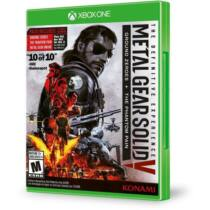 Metal Gear Solid V [The Definitive Experience] (Xbox One) Játékprogram