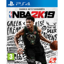 NBA 2K19 (PS4) Játékprogram