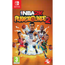 NBA Playgrounds 2 (Switch) Játékprogram